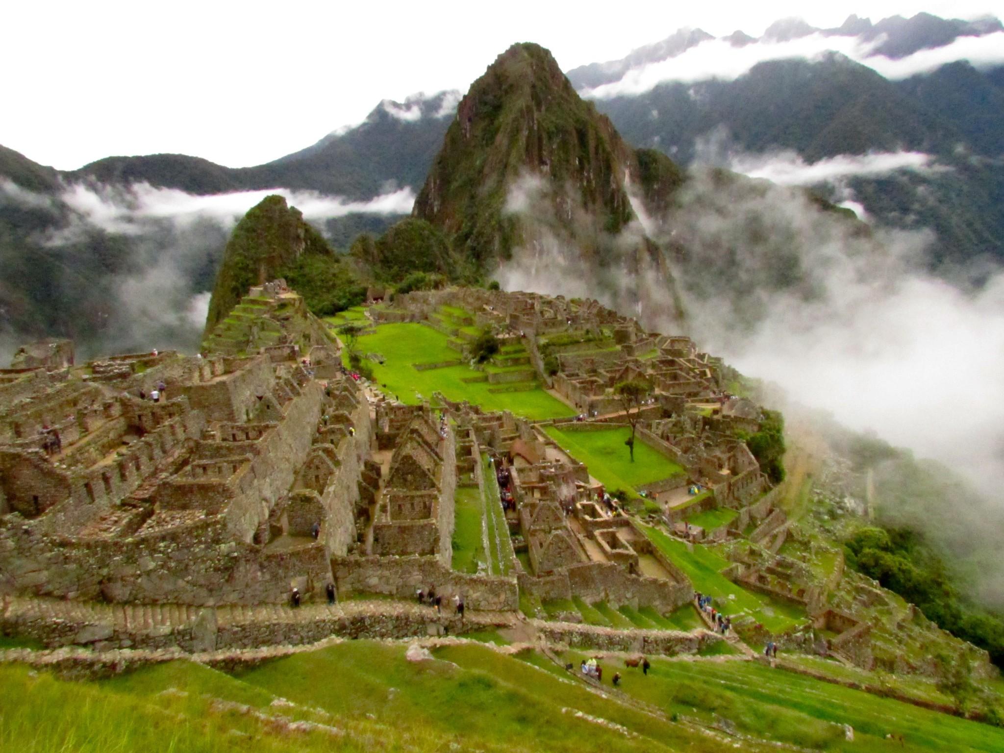 Getting around Peru