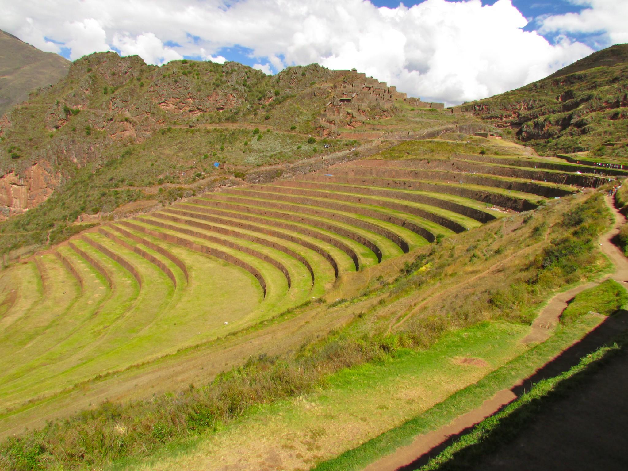 Pisac Ruins Sacred valley tour peru