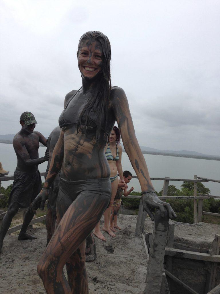 Cartagena Mud Bath