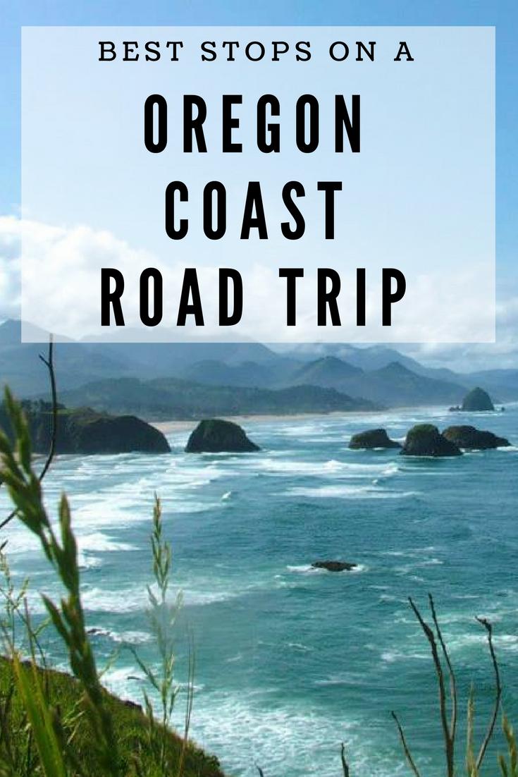 Best stops on an Oregon Coast Road Trip