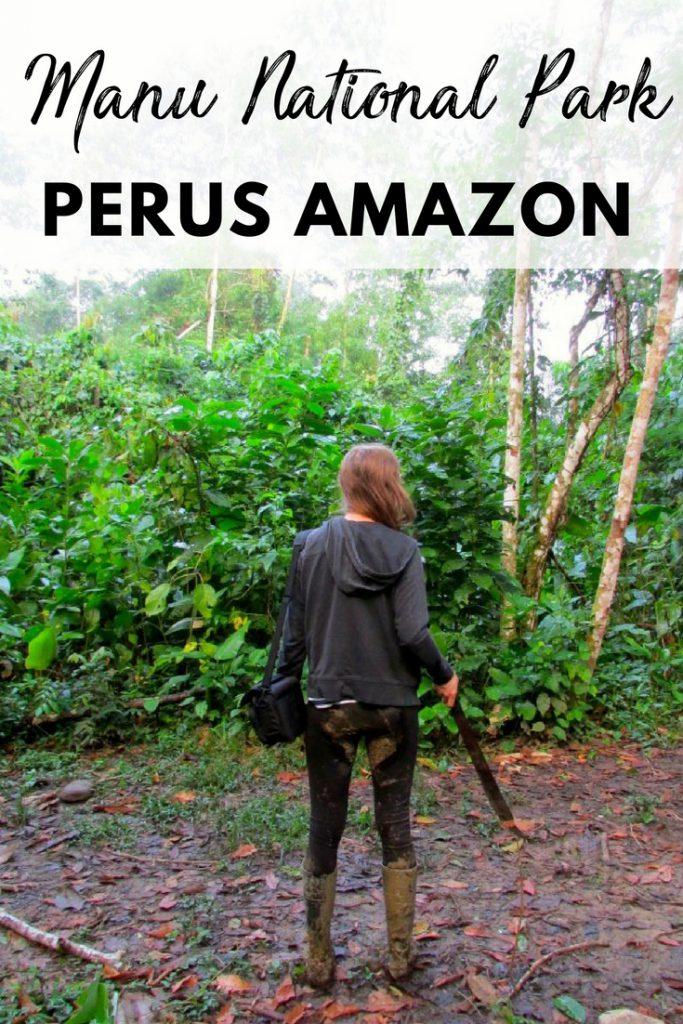 Manu National Park Peru / Peru Travel / Backpacking Peru / Peru Itinerary / Destinations in Peru