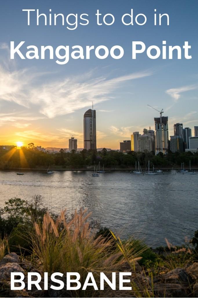 Things to do in Kangaroo Point Brisbane