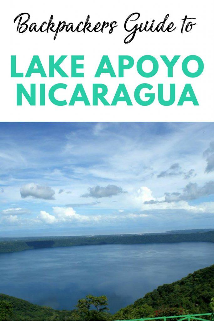 Backpackers Guide to Lake Apoyo - Nicaragua