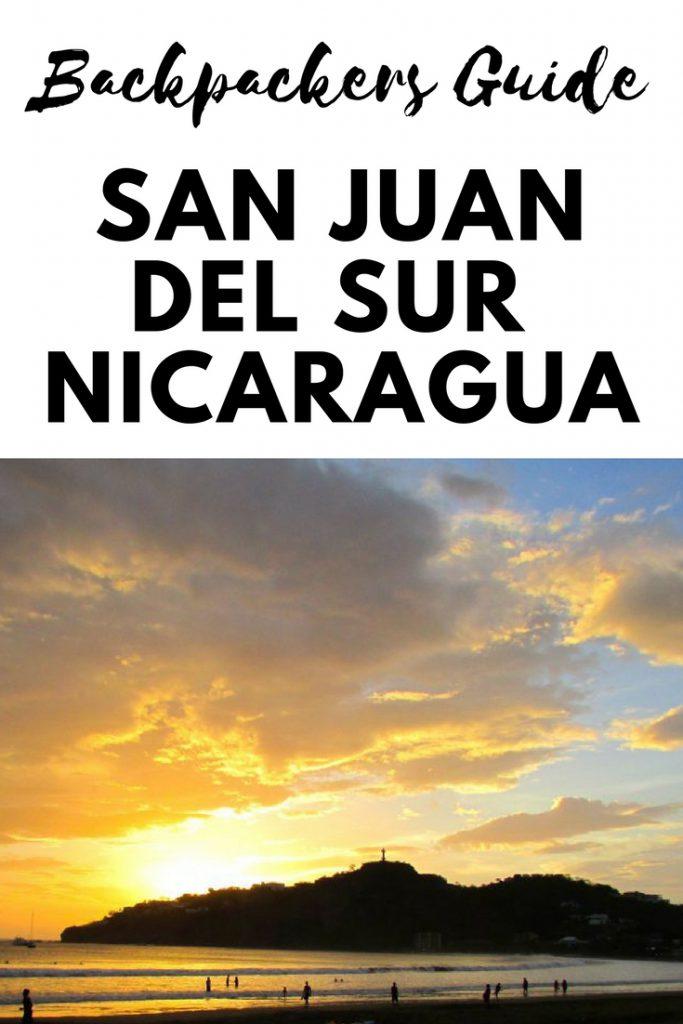 Backpackers Guide to San Juan Del Sur Nicaragua