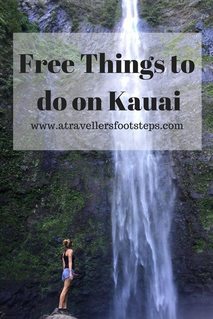5 Free things to do Kauai