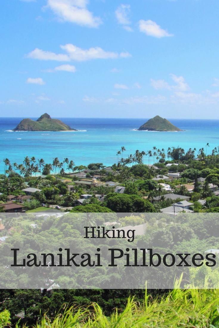 Hiking Lanikai Pillboxes