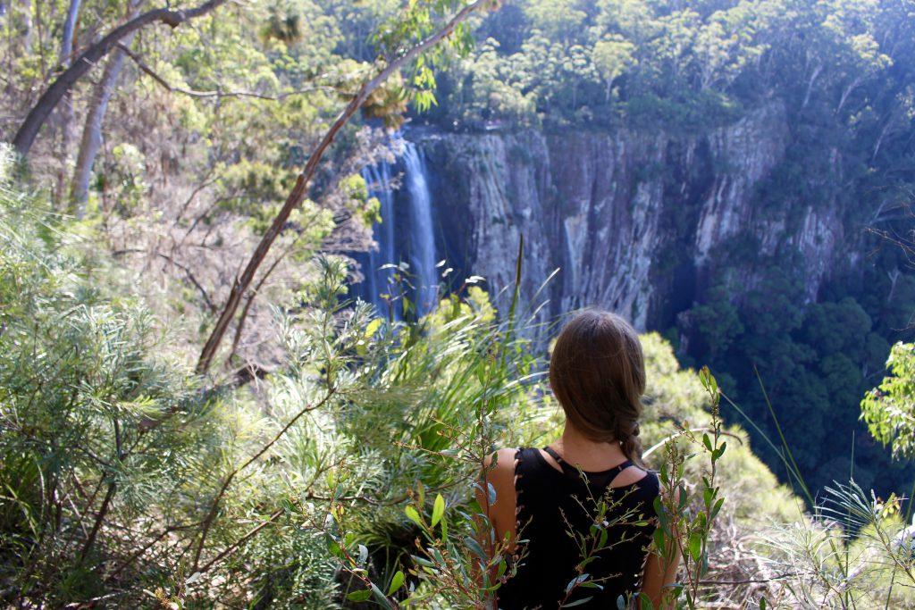 Hiking Minyon Falls