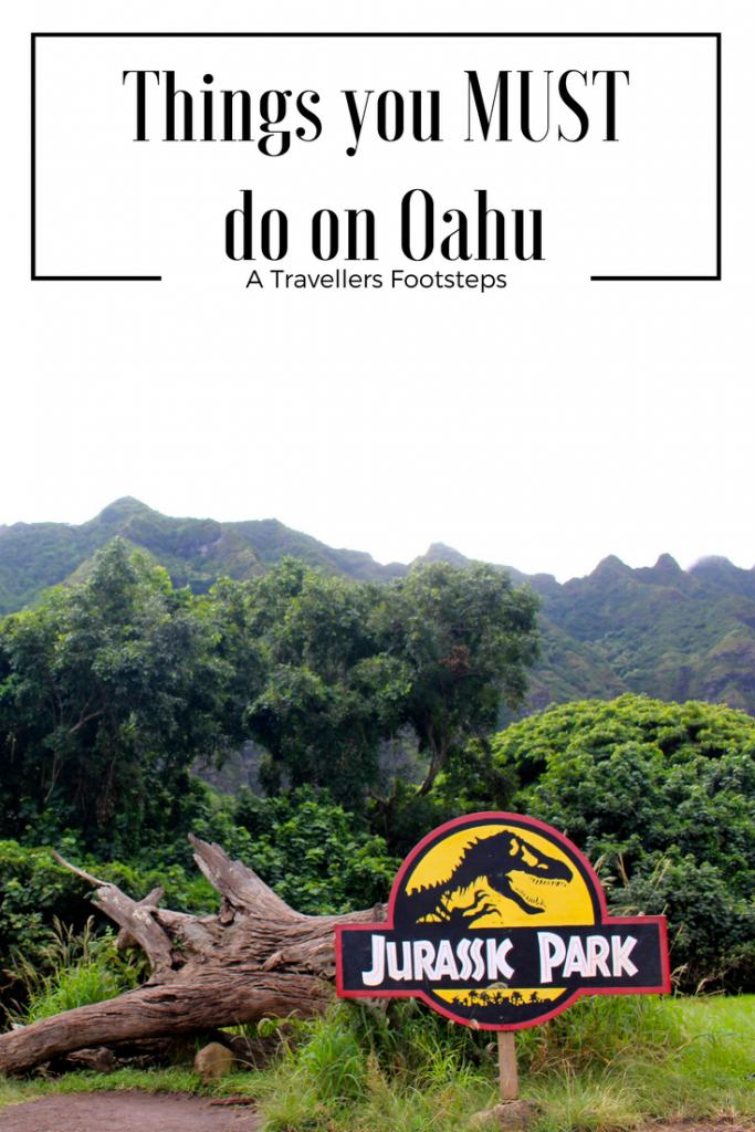 Things you Must do on Oahu @atravellersfootsteps