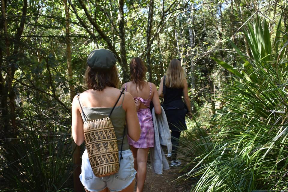 Hiking Killen Falls