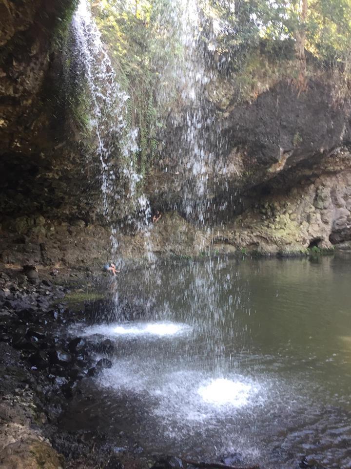 Waterfalls Near Byron Bay