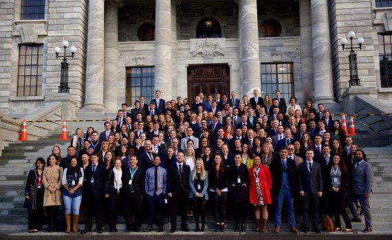 Aspiring Leaders Forum Wellington New Zealand