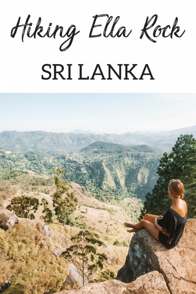 Hiking Ella Rock Sri Lanka / Sri Lanka Travel Tips and inspiration for your next trip to Sri Lanka - Ella Sri Lanka / Sigiriya rock Sri Lanka / Adams peak Sri Lanka / Ella rock Sri Lanka /Sri Lanka bucket list / Sri Lanka destinations / Sri Lanka Beach / Sri Lanka Itinerary / Sri Lanka Photography / Sri Lanka Surf / Sri Lanka Culture / Sri Lanka Safari / Sri Lanka Train / Yala National Park / Sri Lanka Tea / Sri Lanka Elephants / Sri Lanka Backpacking