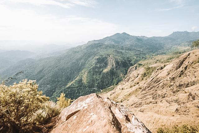 Hiking Ella Rock