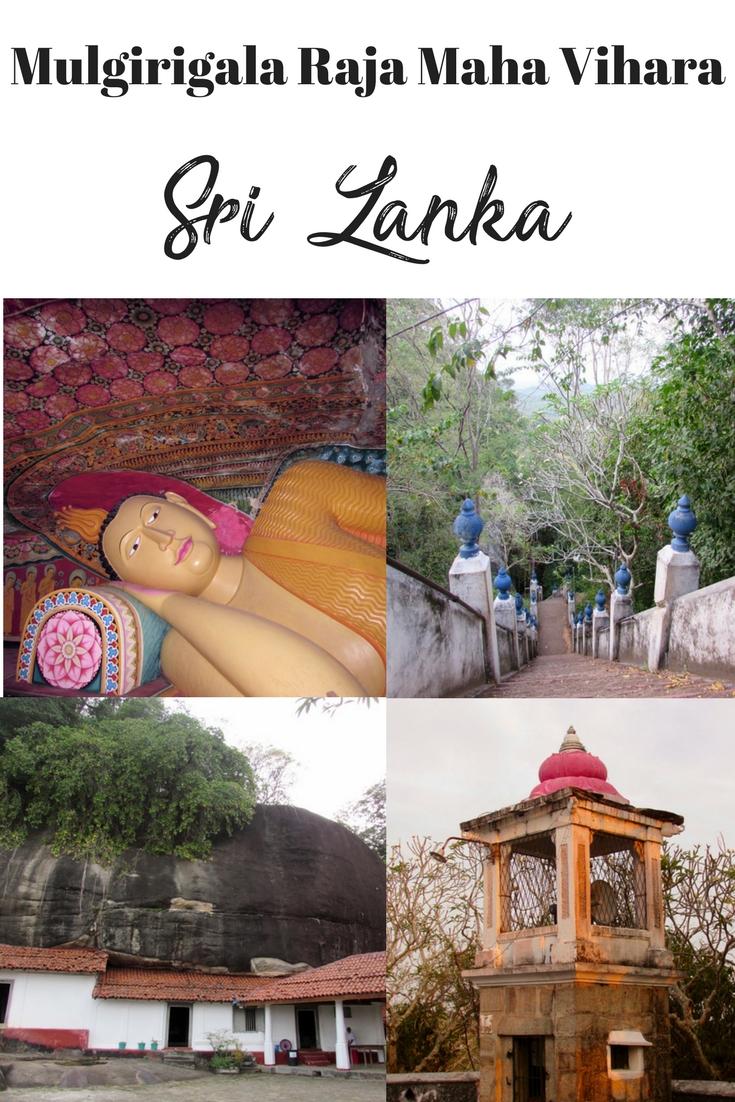 Things to do in Tangalle Sri Lanka Mulgirigala Raja Maha Vihara