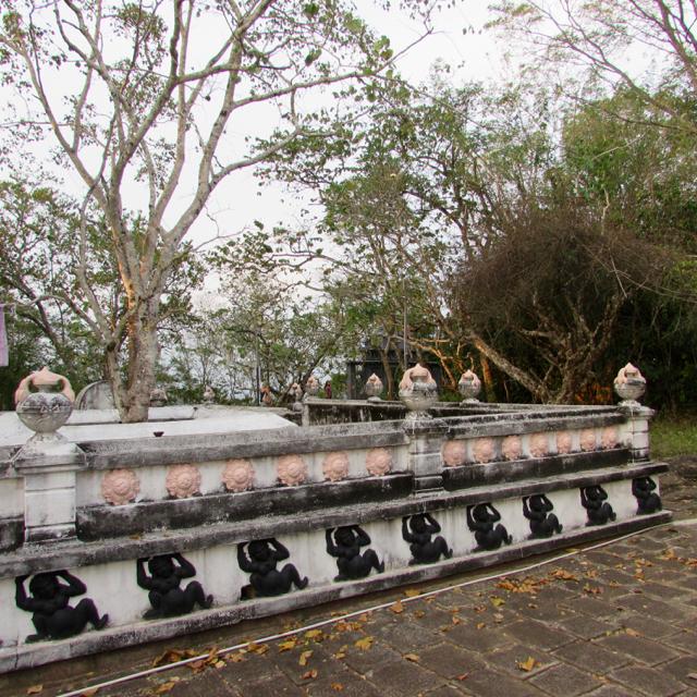 Things to do in Tangalle - Mulgirigala Raja Maha Vihara