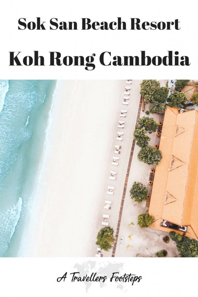 Sok San Beach Resort Koh Rong Cambodia