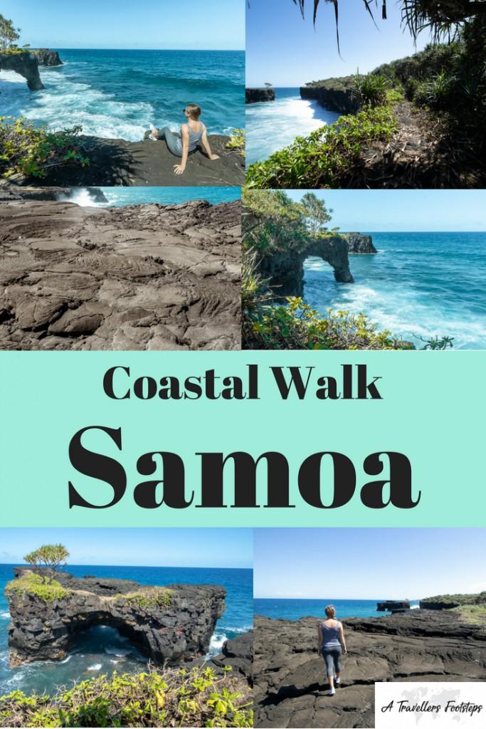 Coastal Walk Samoa