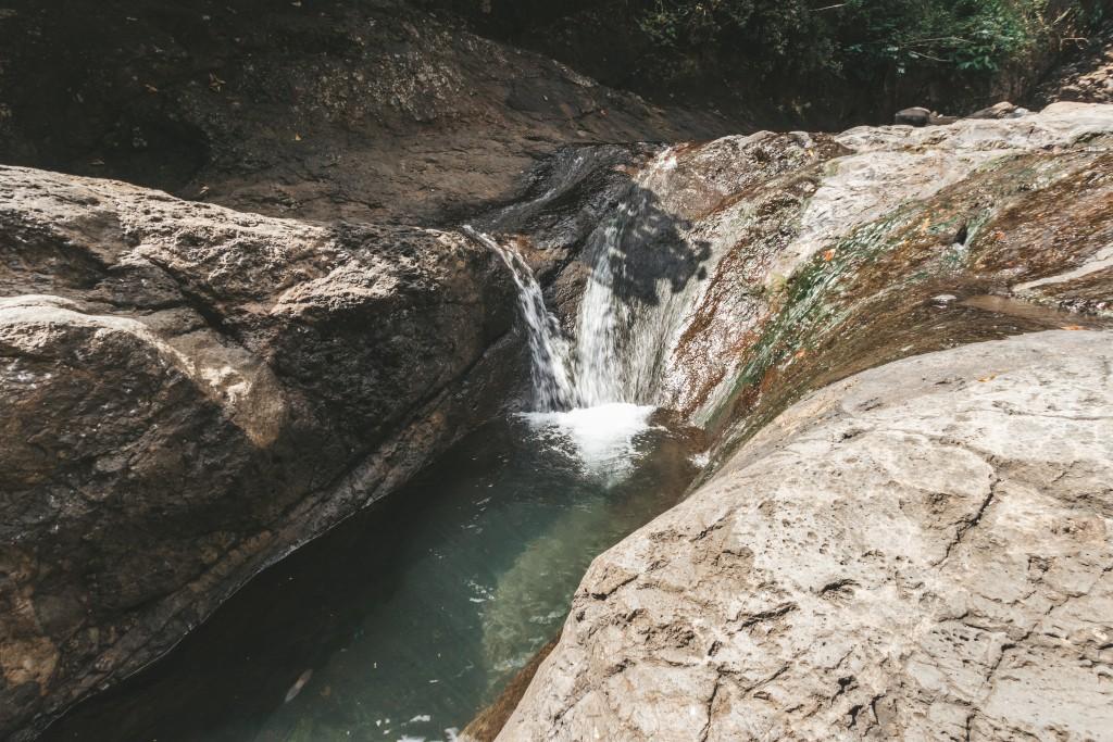 Waterfalls in Samoa